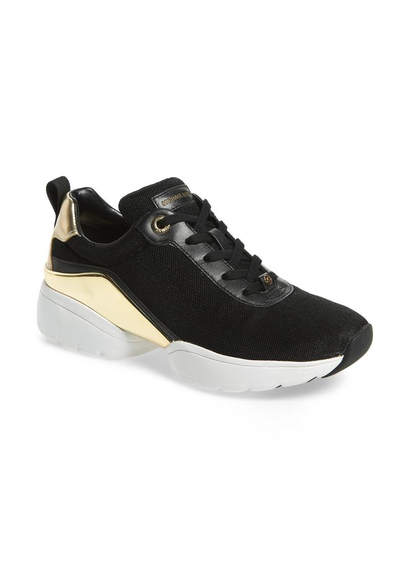 MICHAEL Michael Kors Jada Metallic Sneaker (Women)