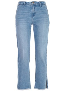 MICHAEL Michael Kors Jeans Straight W/fringes