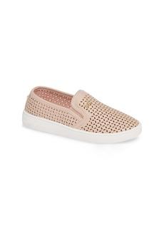 MICHAEL Michael Kors Jem Olivia Perforated Slip-On Sneaker (Walker, Toddler, Little Kid & Big Kid)