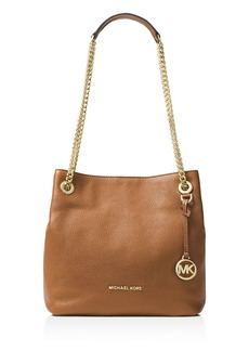 MICHAEL Michael Kors Jet Set Chain Medium Leather Shoulder Bag