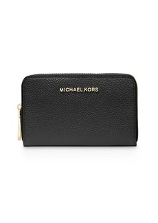 MICHAEL Michael Kors Jet Set Leather Card Case