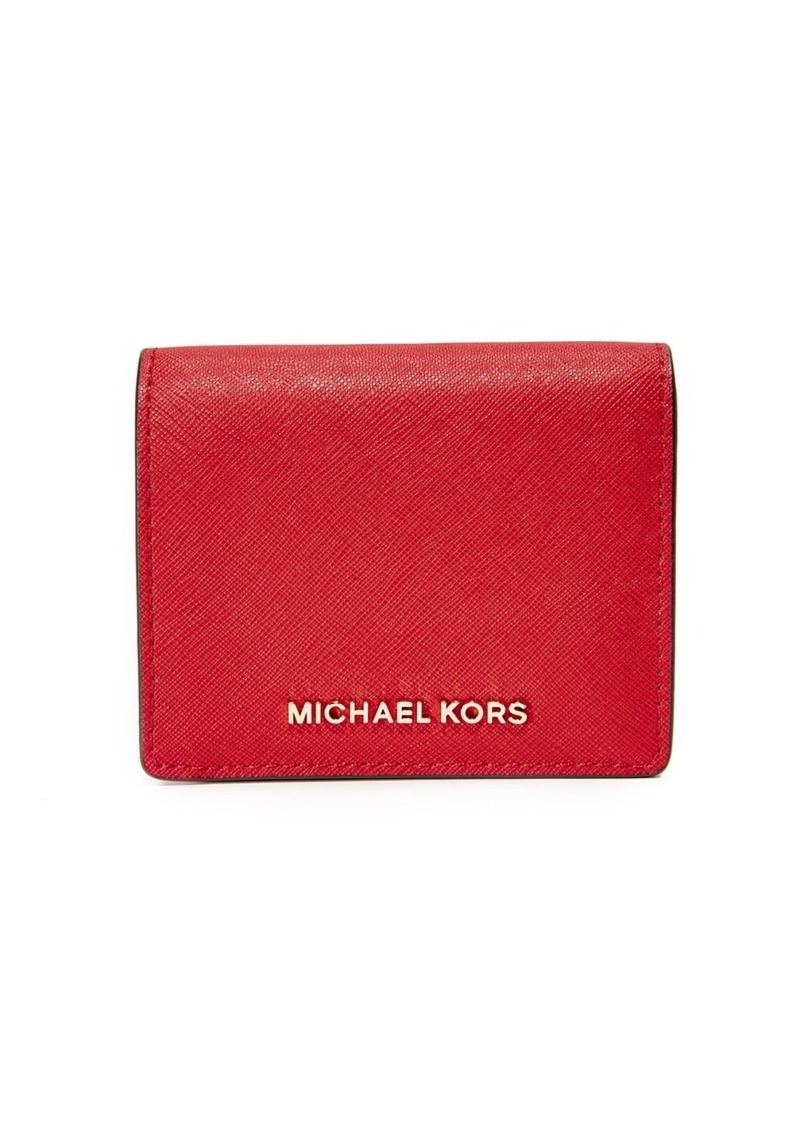 fc47a496f10b MICHAEL Michael Kors MICHAEL Michael Kors Jet Set Mini Wallet | Handbags