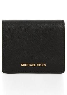 MICHAEL Michael Kors 'Jet Set Travel' Card Case