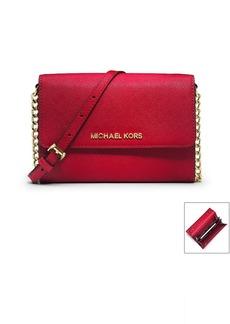 MICHAEL Michael Kors® Jet Set Travel Large Phone Crossbody