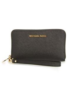 MICHAEL Michael Kors 'Jet Set Travel' Multifunction Phone Case