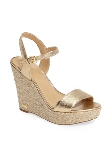 MICHAEL Michael Kors Jill Platform Wedge (Women)