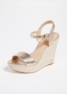 76157996b3 MICHAEL Michael Kors Alexia Leopard-Print Calf Hair Platform Sandals ...