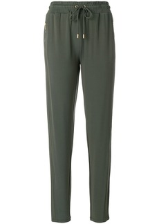 Michael Michael Kors jogger tapered trousers - Green