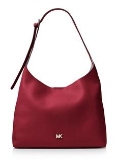 MICHAEL Michael Kors Junie Medium Leather Hobo