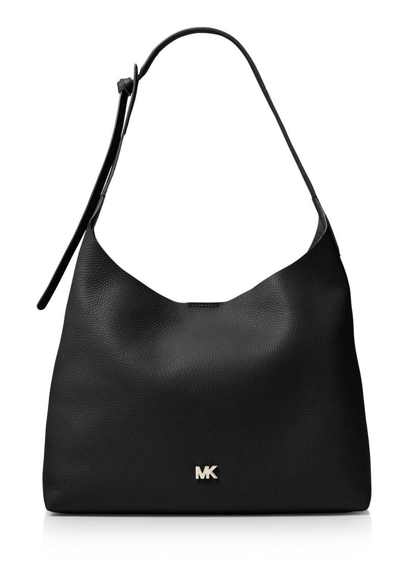 796bbd42a5395 MICHAEL Michael Kors MICHAEL Michael Kors Junie Medium Leather Hobo ...