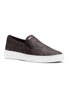 MICHAEL Michael Kors Keaton Logo Slip-On Sneakers