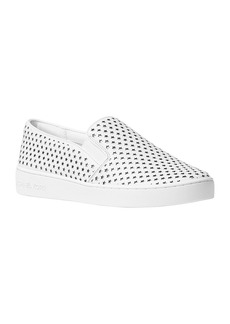 "MICHAEL Michael Kors ""Keaton"" Perforated Slip On Sneakers"