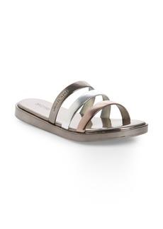 MICHAEL Michael Kors Keiko Triple-Band Slide Sandal (Women)