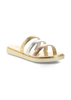 MICHAEL Michael Kors Keiko Triple-Band Slide Sandal (Women)