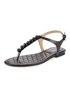 MICHAEL Michael Kors Kirby Patent Studded Sandal