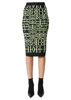 MICHAEL Michael Kors Knitted Skirt