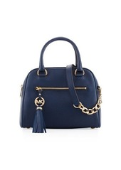 MICHAEL Michael Kors Knox Leather Satchel Bag