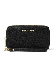 MICHAEL Michael Kors KORS STUDIO Large Flat Phone Case Wristlet