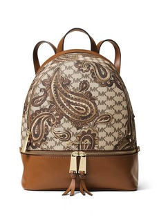 MICHAEL Michael Kors KORS STUDIO Paisley Rhea Zip Medium Backpack