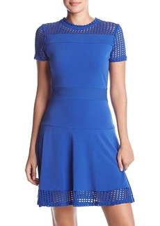 MICHAEL Michael Kors Lace Mesh Dress