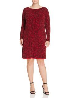 MICHAEL Michael Kors Lace Print Dress