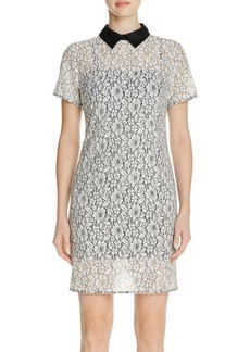 MICHAEL Michael Kors Lace Shirt Dress