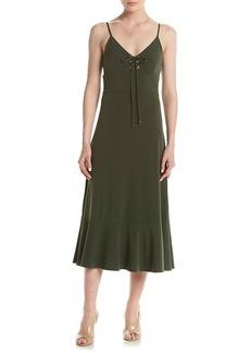 MICHAEL Michael Kors® Lacing Slip Dress