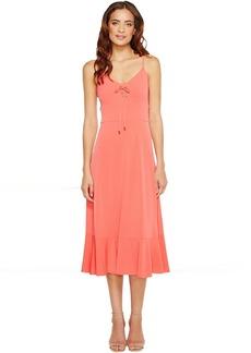 Lacing Slip Dress