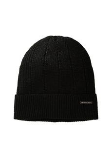 MICHAEL Michael Kors Lady-Like Metallic Cuff Hat