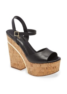 MICHAEL Michael Kors Lana Wedge Sandal (Women)