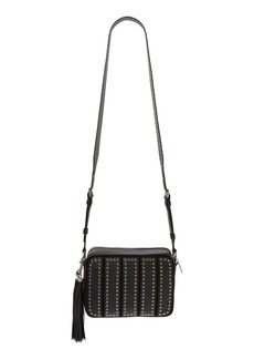 MICHAEL Michael Kors 'Large Brooklyn' Leather Camera Bag