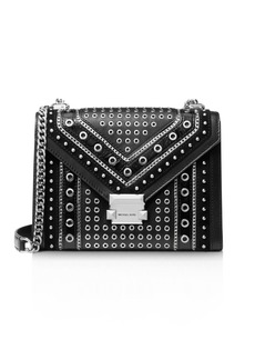 MICHAEL Michael Kors Large Embellished Convertible Shoulder Bag
