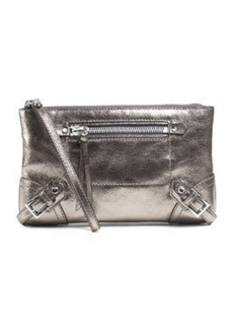 MICHAEL Michael Kors Large Fallon Zip Clutch