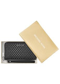 MICHAEL Michael Kors Large Flat Multifunction Phone Case Wristlet