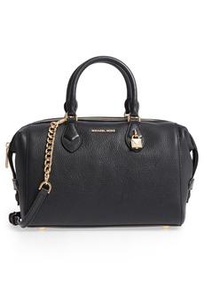 MICHAEL Michael Kors Large Grayson Convertible Leather Satchel