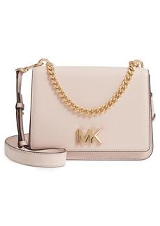 MICHAEL Michael Kors Large Mott Chain Swag Leather Shoulder Bag