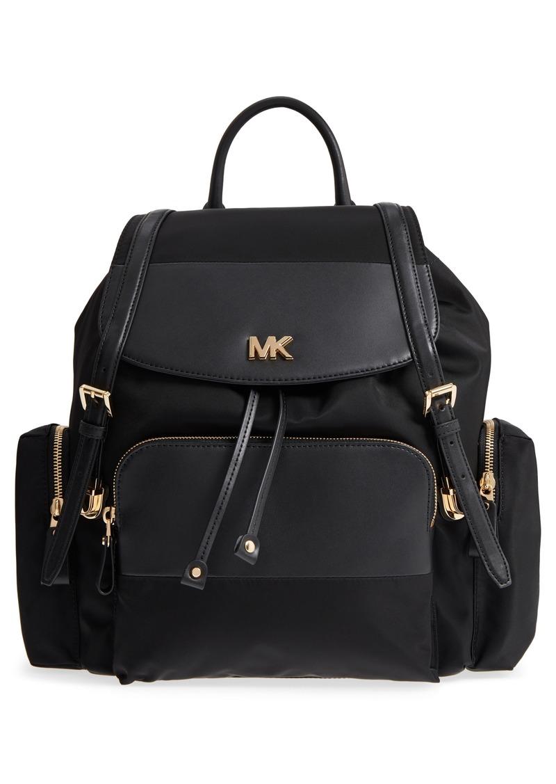 39e3932a64192 MICHAEL Michael Kors MICHAEL Michael Kors Large Nylon Diaper Backpack