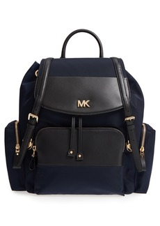 MICHAEL Michael Kors Large Nylon Diaper Backpack