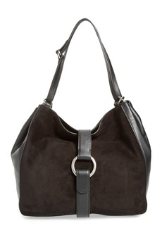 MICHAEL Michael Kors 'Large Quincy' Leather Tote