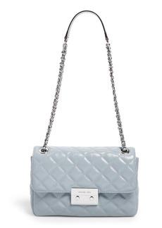 MICHAEL Michael Kors 'Large Sloan' Quilted Leather Shoulder Bag