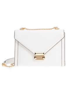 MICHAEL Michael Kors Large Whitney Leather Shoulder Bag