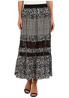 MICHAEL Michael Kors Lazio PCD Maxi Skirt