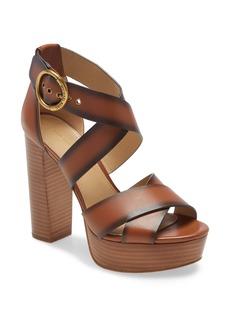 MICHAEL Michael Kors Leia Platform Sandal (Women)