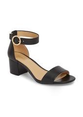 MICHAEL Michael Kors Lena Block Heel Sandal (Women)
