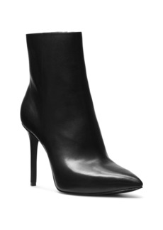 MICHAEL Michael Kors Leona Leather High Heel Booties