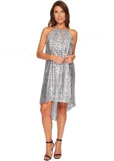 MICHAEL Michael Kors Leopard Chain Dress