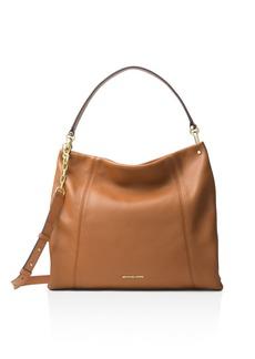 MICHAEL Michael Kors Lex Large Convertible Leather Hobo