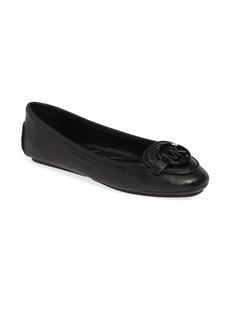 MICHAEL Michael Kors Lillie Logo Ballet Flat (Women)