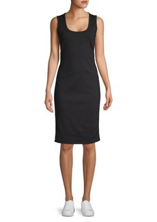 MICHAEL Michael Kors Logo Sheath Dress