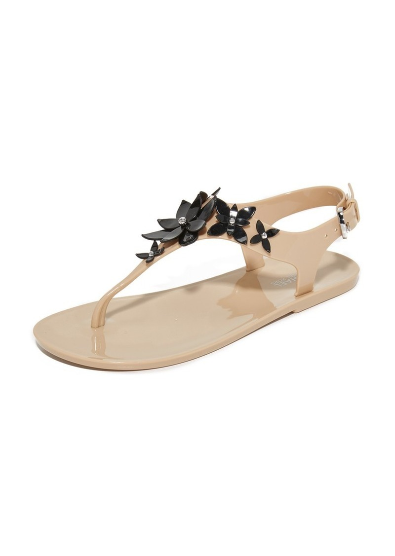 b9c083a57c18 MICHAEL Michael Kors MICHAEL Michael Kors Lola Jelly Thong Sandals